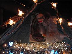 Monkey Nativity Angel